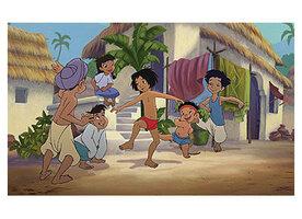 кадры и фото из фильма Книга джунглей 2