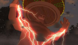 кадры и фото из фильма Печать царя Соломона 3D