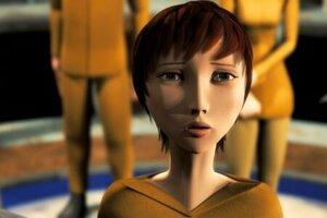 кадры и фото из фильма Битва за планету Терра 3D