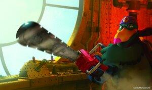 кадры и фото из фильма Звериный отряд 3D