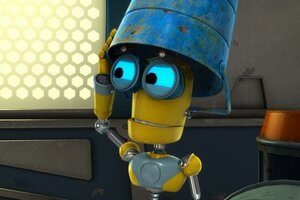 кадры и фото из фильма Болт и Блип спешат на помощь 3D