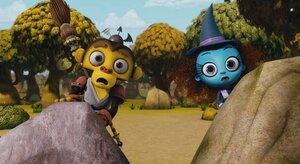 кадры и фото из фильма Оз: Нашествие летучих обезьян 3D