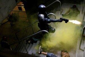 кадры и фото из фильма Судья Дредд