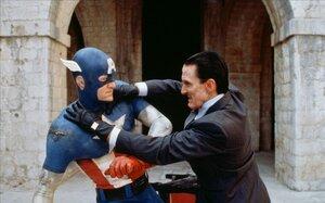 кадры и фото из фильма Капитан Америка