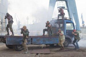кадры и фото из фильма Неудержимые 3