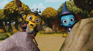 кадры и фото из фильма Оз: Нашествие летучих обезьян