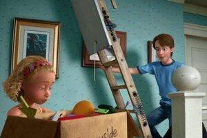 кадры и фото из фильма История игрушек: Большой побег