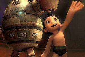 кадры и фото из фильма Астробой