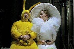 кадры и фото из фильма Тупой жирный заяц