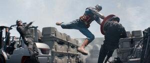 кадры и фото из фильма Первый мститель: Другая война