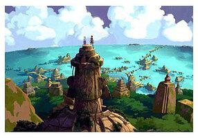 кадры и фото из фильма Атлантида: затерянный мир