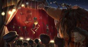 кадры и фото из фильма Пиноккио