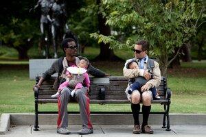 кадры и фото из фильма Чего ждать, когда ждешь ребенка