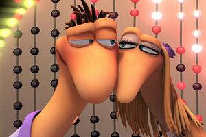 кадры и фото из фильма Ослепительный Барри и червяки диско