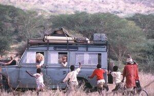 кадры и фото из фильма Я мечтала об Африке