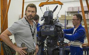 кадры и фото из фильма Робот по имени Чаппи IMAX