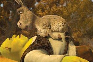 кадры и фото из фильма Шрэк навсегда 3D