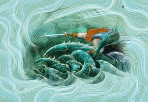 кадры и фото из фильма Песнь моря