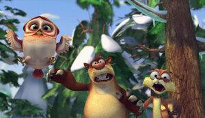 кадры и фото из фильма Медведи-соседи: Зимние каникулы