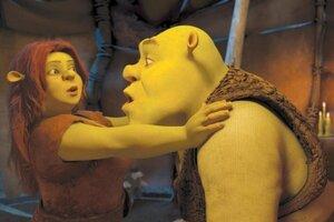 кадры и фото из фильма Шрэк навсегда 3D IMAX