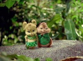 кадры и фото из фильма Элвин и бурундуки 3