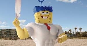 кадры и фото из фильма Губка Боб в 3D