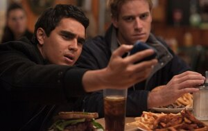 кадры и фото из фильма Социальная сеть