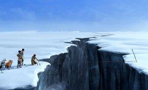 кадры и фото из фильма Сарила: Затерянная земля 3D