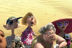 кадры и фото из фильма Гадкий я в 3D