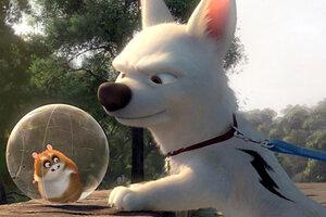 кадры и фото из фильма Вольт 3D