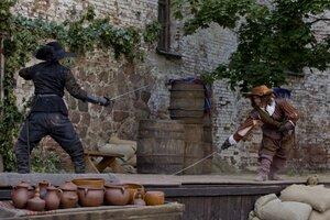 кадры и фото из фильма Три мушкетера 3D