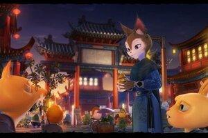 кадры и фото из фильма Кунг-фу Кролик 3D