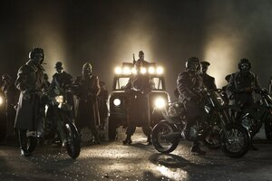 кадры и фото из фильма Обитель зла: Возмездие 3D