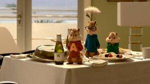 кадры и фото из фильма Элвин и Бурундуки: Грандиозное бурундуключение