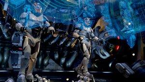 кадры и фото из фильма Тихоокеанский рубеж IMAX 3D