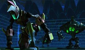 кадры и фото из фильма Роботы