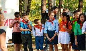 кадры и фото из фильма Байкальские каникулы