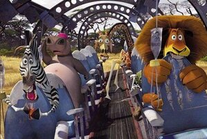 кадры и фото из фильма Мадагаскар 2