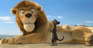 кадры и фото из фильма Союз зверей в 3D