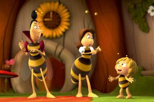 кадры и фото из фильма Пчелка Майя 3D