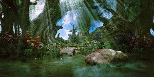 кадры и фото из фильма Оз: Великий и Ужасный IMAX 3D