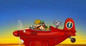 кадры и фото из фильма Приключения красного самолетика
