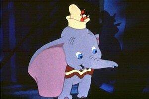 кадры и фото из фильма Дамбо