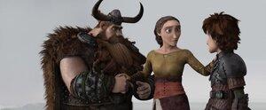 кадры и фото из фильма Как приручить дракона 2 в 3D