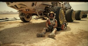 кадры и фото из фильма Марсианин 3D