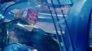 кадры и фото из фильма Зеленый Фонарь 3D
