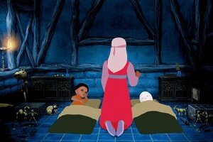 кадры и фото из фильма Азур и Азмар