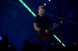 кадры и фото из фильма Metallica: Сквозь невозможное IMAX 3D