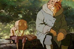 кадры и фото из фильма Волшебный лес