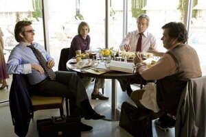 кадры и фото из фильма Фрост против Никсона